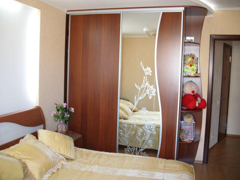 Шкаф-купе спальня дизайн